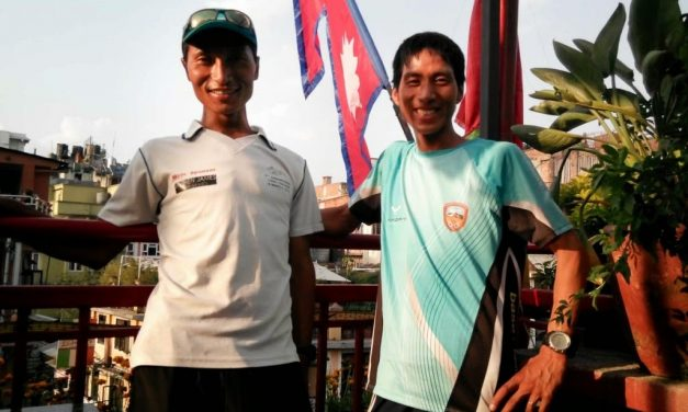 Trail Running Nepal: Campaign to support Nepali athlete's in European races.