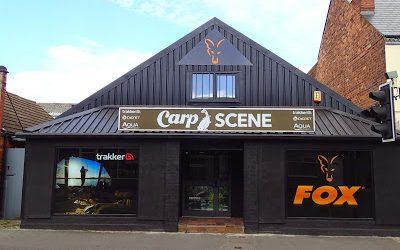 Review: Carp Scene, Derbyshire. A new blueprint for specialist retail.
