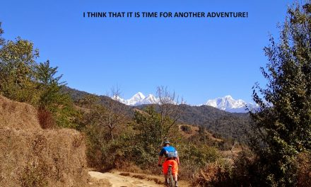 I think it's time for another adventure! Yo-Yoing back to Nepal.