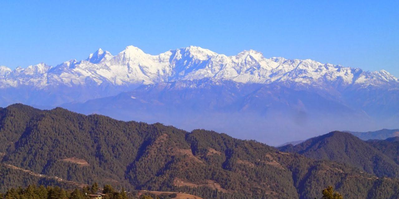 A Taste of Nepal.