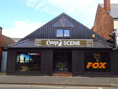 Review: Carp Scene, Derbyshire. A new blueprint for specialist retail.