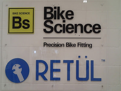 Bike-Fitting. The Appliance of Science.
