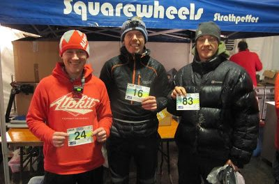 Three Strikes. The Strathpuffer 2016.