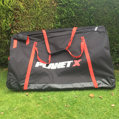 First look: Planet X Super Deluxe Bike Bag