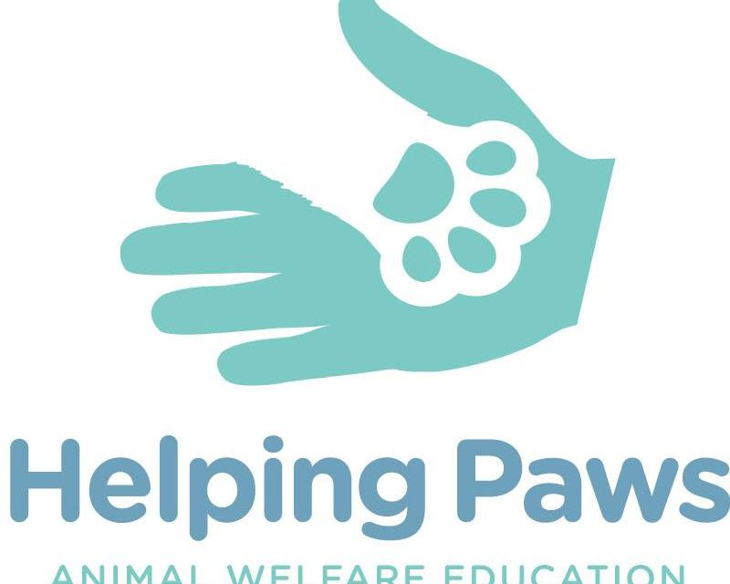 A helping hand for Helping Paws.