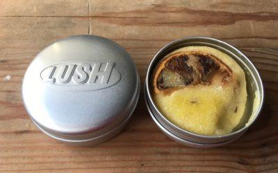 Lush Shampoo Bars (Review).