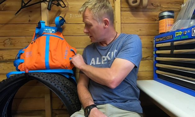 Buying a PFD from Peak UK