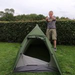 Alpkit Soloist Backpacking Tent – First Look.